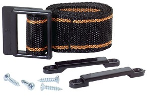 BATTERY BOX STRAP KIT 38IN