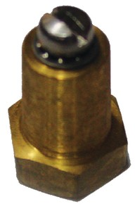 BRASS PROP NUT ONLY
