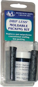 DRIPLESS MOLDABLE PACKING KITS